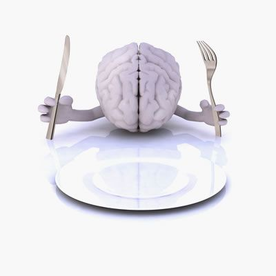 The neurobiology of food choices in hunger and satiety